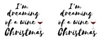 i m dreaming of a m dreaming of a wine christmas mug