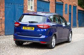 ford focus c max boot space ford c max review 2017 autocar