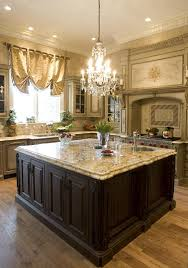 custom kitchen islands custom kitchen island provides key focal point habersham home