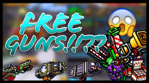 pixel gun 3d how to get free guns ios android 100 working