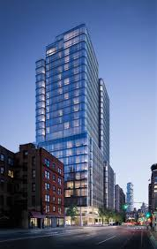 9 stunning apartment buildings rising in manhattan tribeca new