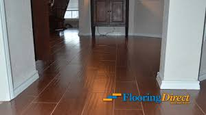 Direct Laminate Flooring Wood Look Tile Flooring Installation Pictures In Richardson