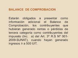 balance de comprobacion sunat cecilia garrido silva 27 01 09 ppt descargar