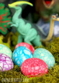 dinosaur easter eggs 80 creative and easter egg decorating and craft ideas page 6