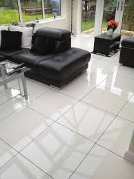 Gloss Kitchen Floor Tiles White Gloss Porcelain Tiles Cheltenham Pin It Pinterest