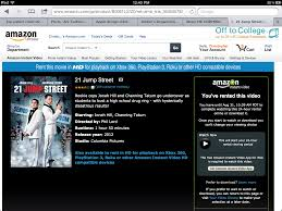 hands on amazon instant video on ipad sorely lacks airplay