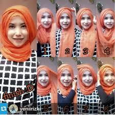 download video tutorial hijab turban azis muhammad ihsan