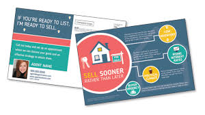 real estate postcards one step services