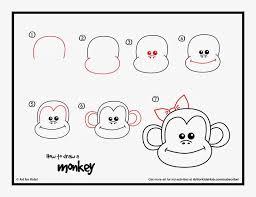 25 unique monkey drawing ideas on pinterest monkey drawing cute