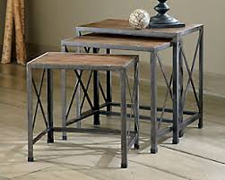 Occasional Table And Chairs End U0026 Side Tables Ashley Furniture Homestore