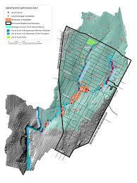Austin Flood Plain Map by Brentwood Neighborhood Drainage Improvements Study Austintexas