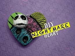 clay made easy nightmare heart youtube
