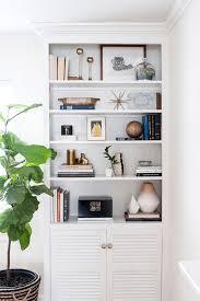 Inbuilt Bookshelf Bookshelf Style Apartment Pinterest Put Together Plants