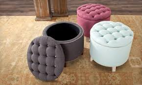 Safavieh Amelia Tufted Storage Ottoman Stunning Tufted Storage Ottoman 119 For Safavieh Ava Tufted