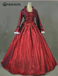 Halloween Ball Gowns Costumes Cheap French Ball Gown Costume Aliexpress