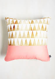 modcloth home decor point taken pillow again and again you preach the importance of