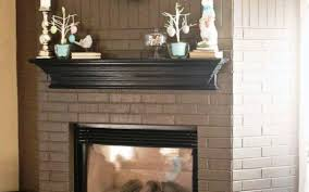 baby nursery lovely brick fireplace paint colors designs mantel