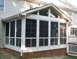 screened porches high point screen in patio decks porches high