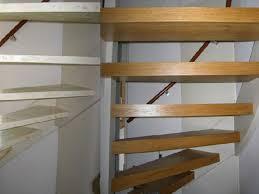 treppe mit laminat verkleiden abdeckleiste für offene treppen treppenrenovierung treppensanierung