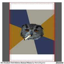 Art Student Owl Meme - owl wolf 723 画廊图像 照片图像