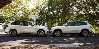 Bmw X5 7 Seater 2015 - bmw x5 old v new comparison second generation e70 v third