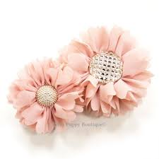 flower bow flower 1 collar slider flower bow pink apparel shirt collars