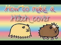Cheap Rabbit Hutch Covers How To Make A Hutch Cover For Under 5 Youtube