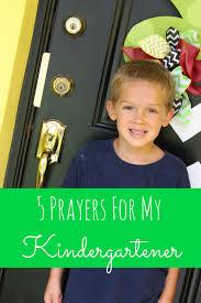 non denominational thanksgiving prayer 5 little prayers for my kindergartener happy home fairy