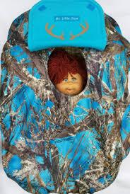 camo infant car seat covers car seat cover true timber blue camo