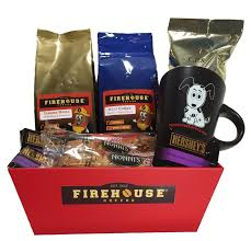 gourmet coffee gift baskets gourmet coffee gift basket firehouse coffee company