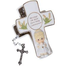 communion gifts for communion gifts blessings on your holy communion bisque