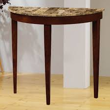 Tables For Hallway Table With Faux Marble Top Console Sofa Tables