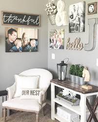 Livingroom Wall Decor by Diy Living Room Decorating Ideas Sensational On Budget Divider