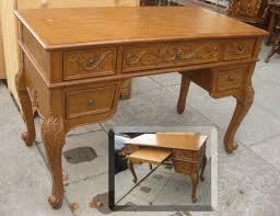 Executive Office Desk Cherry Fancy Office Desks Sayeh Pezeshki La Brand Logo And Web Fancy