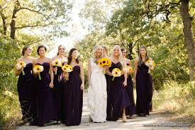 sunflower wedding the bouquet inspiring wedding event florals