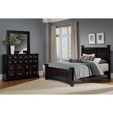 Jordans Furniture Bedroom Sets by Hanover Piece King Storage Bedroom Set Cherry Value City And