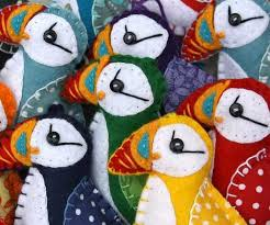 14 best puffin stuff images on dolls on wood