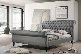 King Bedroom Sets Ashley Furniture Bedrooms Tufted Sleigh Bed Ashley Furniture King Size Bedroom