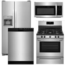 Kitchen Appliances Packages - 14 frigidaire appliance package 4 piece appliance package with