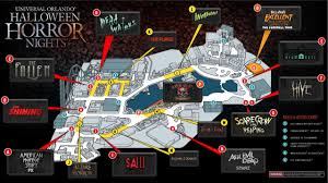map of halloween horror nights 2012 hhn 27 house route strategy inside universal forums