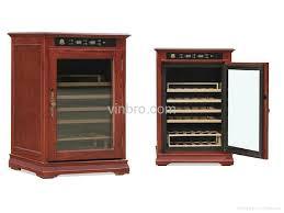 wine cooler cabinet furniture vinbro wooden wine cellar cabinet bar furniture electric home