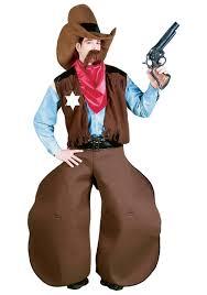 Halloween Costume Cowgirl Ole Cowhand Cowboy Costume