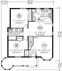 victorian style house plan 2 beds 1 00 baths 940 sq ft plan 25 1219