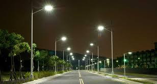 Solar Led Street Lighting by Before After Led Street Lighting Makeover Image By Jorgen