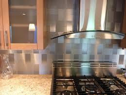 Home Depot Backsplash Kitchen Steel Tiles Backsplash Kitchen Cool Metal Home Depot Stainless