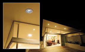 cool recessed lighting home design inspiration installing outdoor recessed image gallery exterior recessed