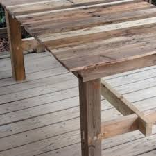 Pallet Dining Room Table Pallet Dining Room Table Homestead Bloggers Network