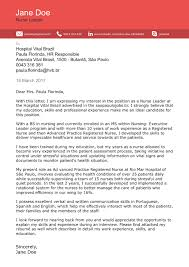 Cover Letter Sample For A Resume by 8 Professional Cover Letter Templates