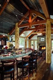 Open Floor Plan Cabins 353 Best Retirement Home Images On Pinterest Retirement Timber