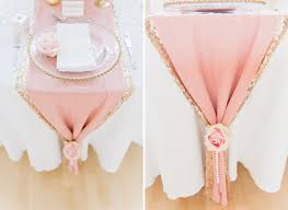 dusty rose table runner how to style a pink and gold wedding table